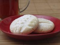Печенье с крахмалом Снежинки
