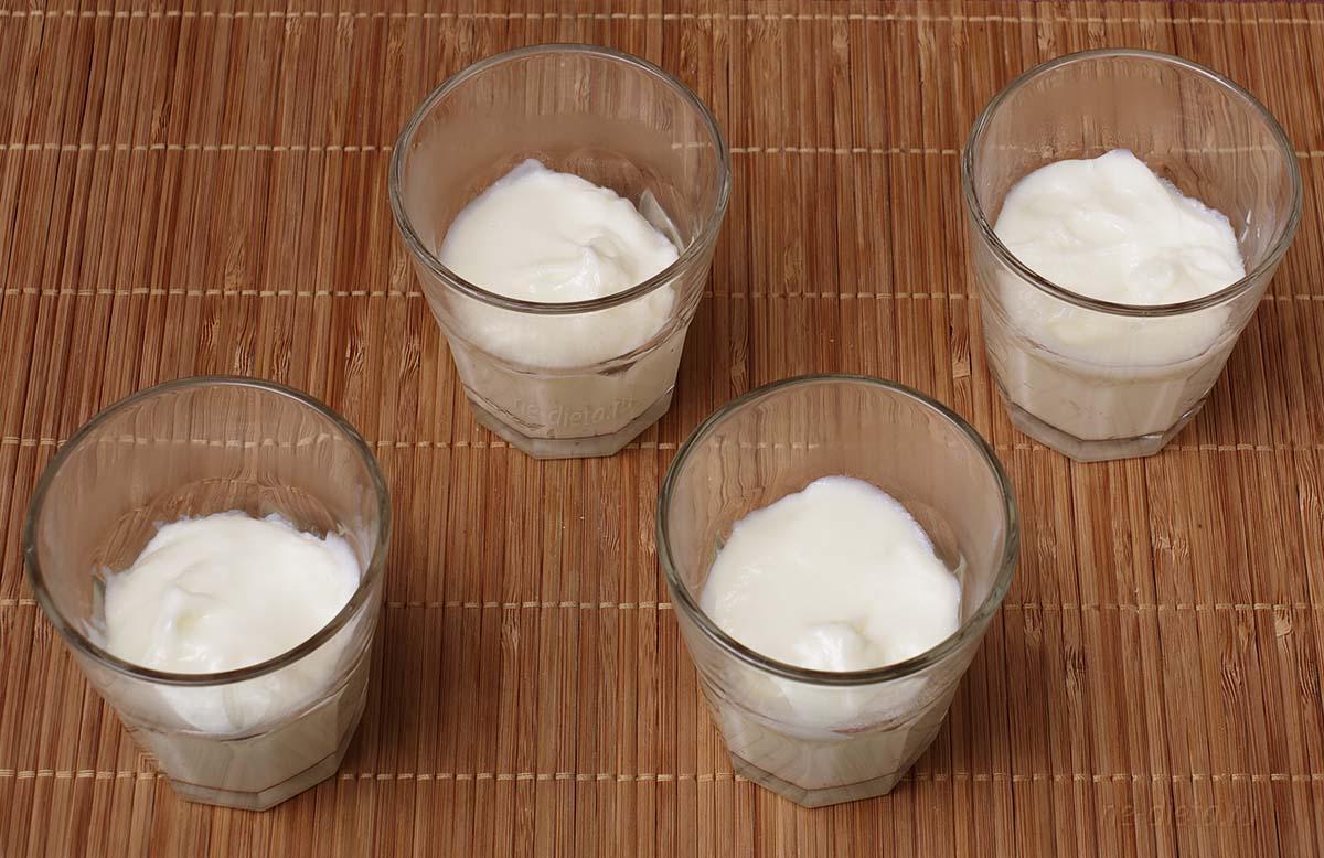 Малаби разлить в стаканы и остудить