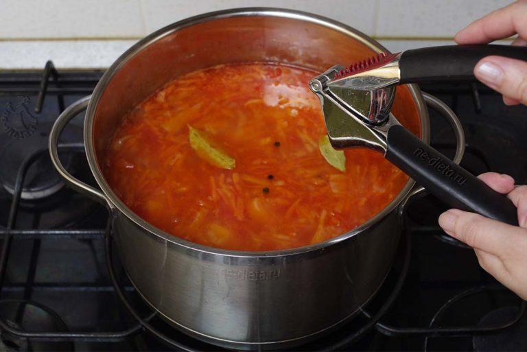 Содержание: как сварить вкусные щи из свежей капусты?