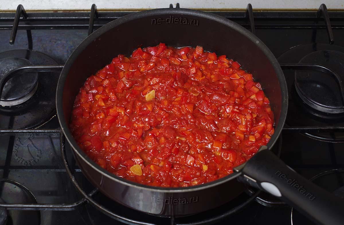 Добавить болгарский перец