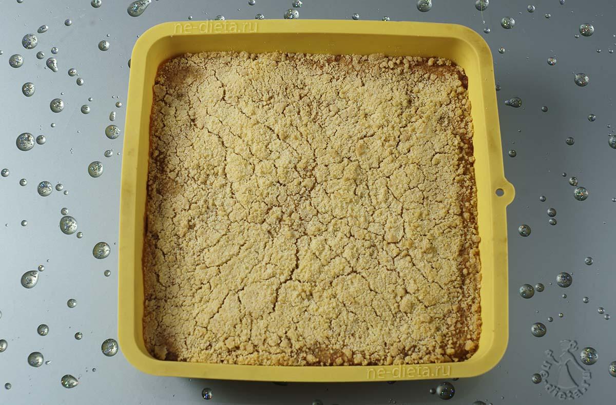Пирожные с лимонной начинкой