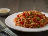 Рис с овощами по-итальянски