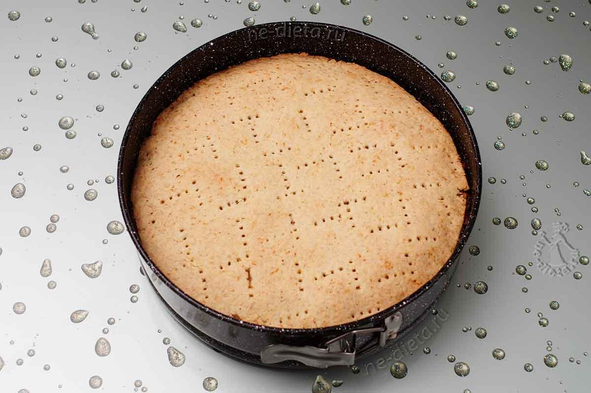 Пирог Жербо в духовке