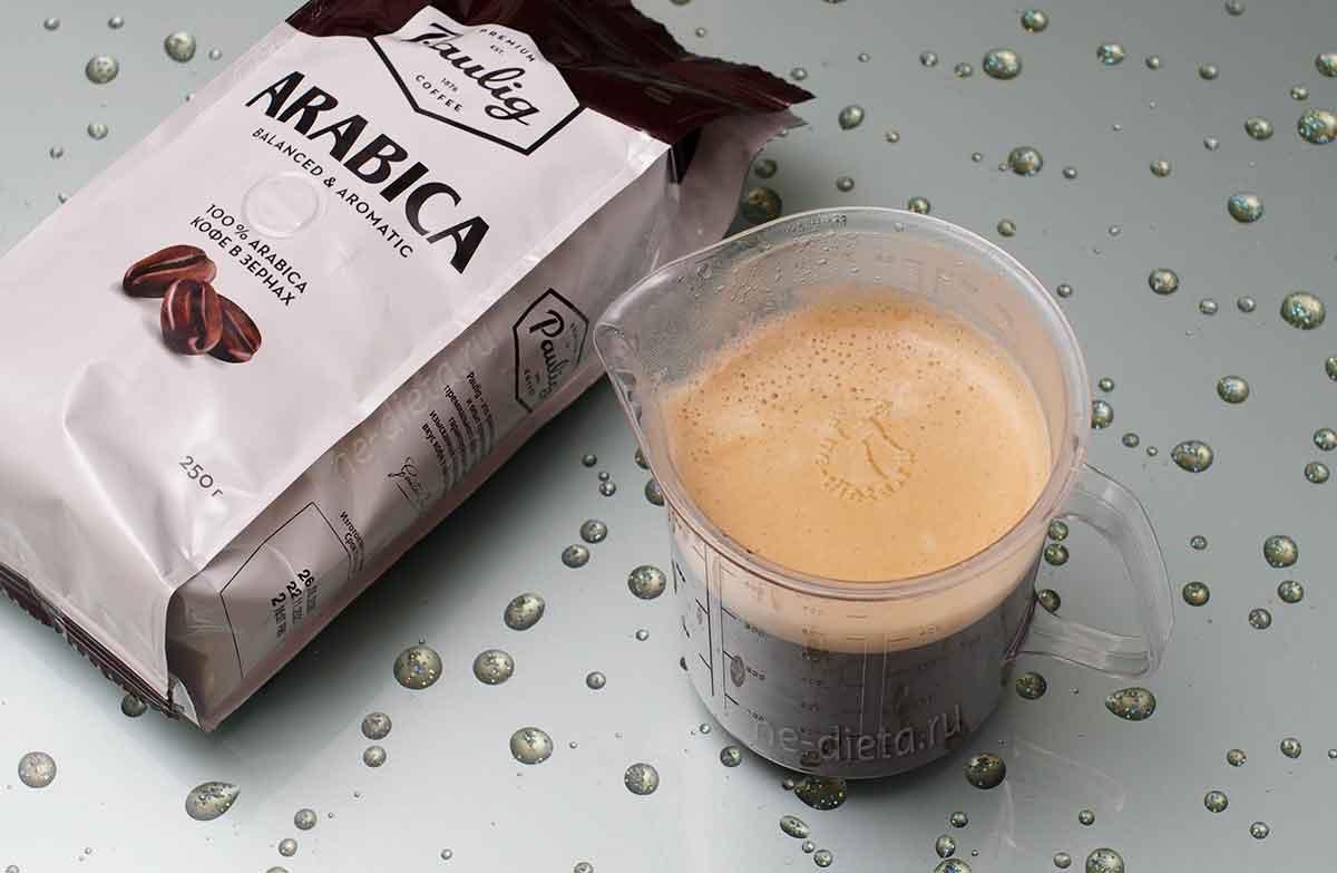 Сварить черный кофе