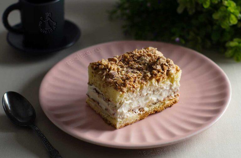 Торт «Блаженство»